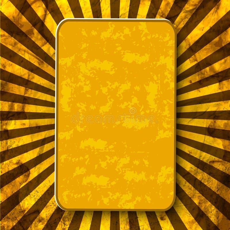 Download сбор винограда шаблона предпосылки изолированный золотом Lable лучи абстрактная предпосылка Иллюстрация штока - иллюстрации насчитывающей тесемка, ярлык: 41663098