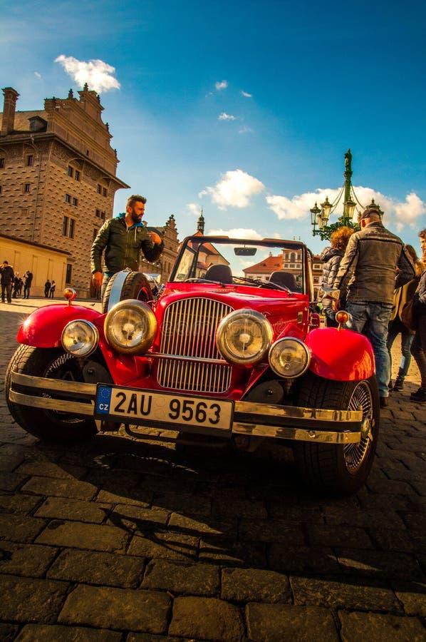 сбор винограда sepia автомобиля автомобиля ретро стоковые изображения