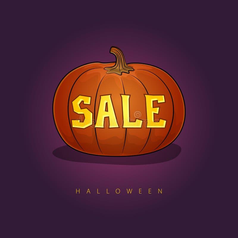 Сбывание Halloween иллюстрация штока