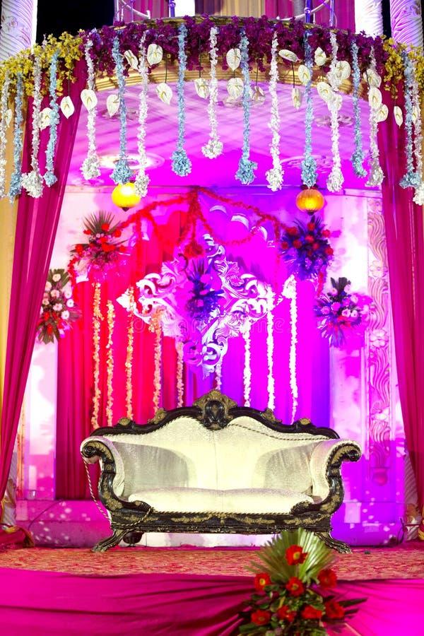 Свадьба, этап приема стоковые фотографии rf
