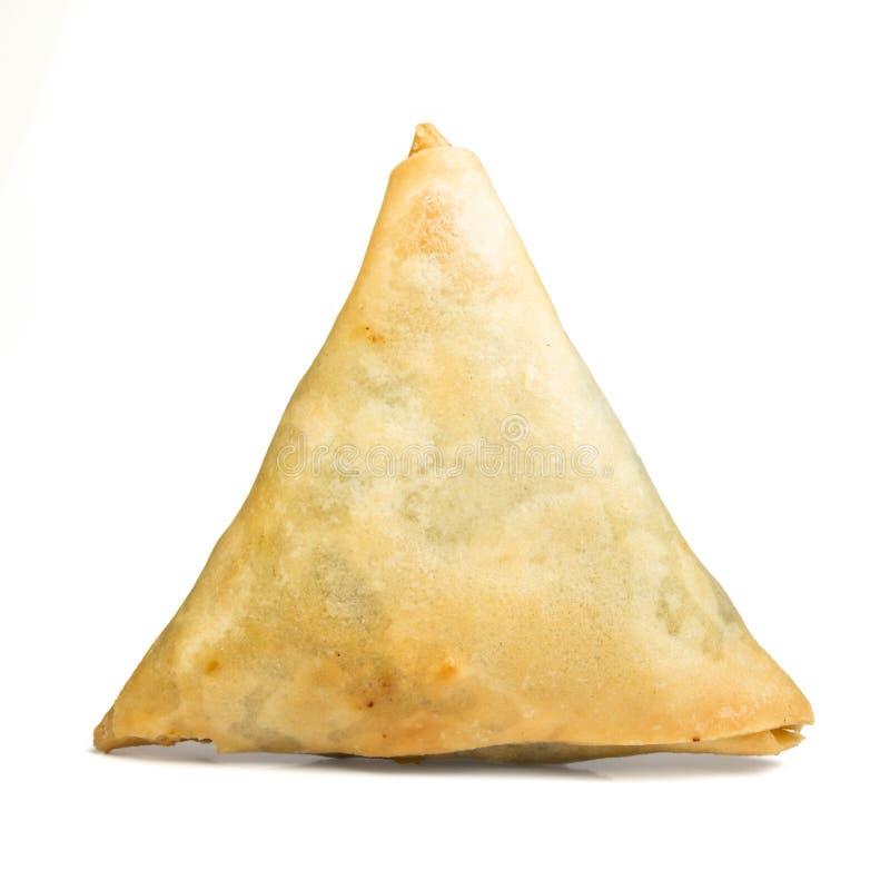 сваренное samosa стоковая фотография rf