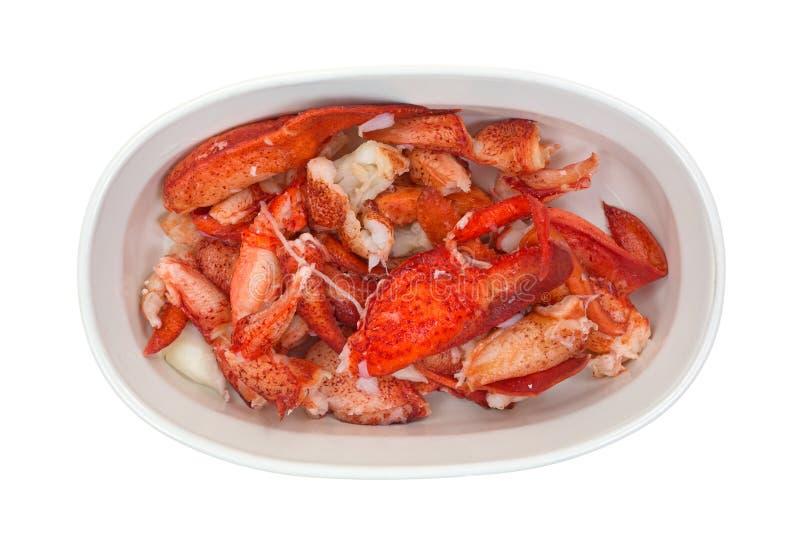 Download Сваренный омар в малом блюде выпечки Стоковое Изображение - изображение насчитывающей свеже, подготовлено: 41661523