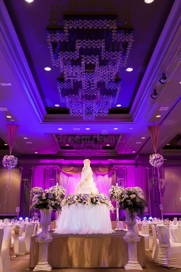 Свадьба банкета стоковые изображения