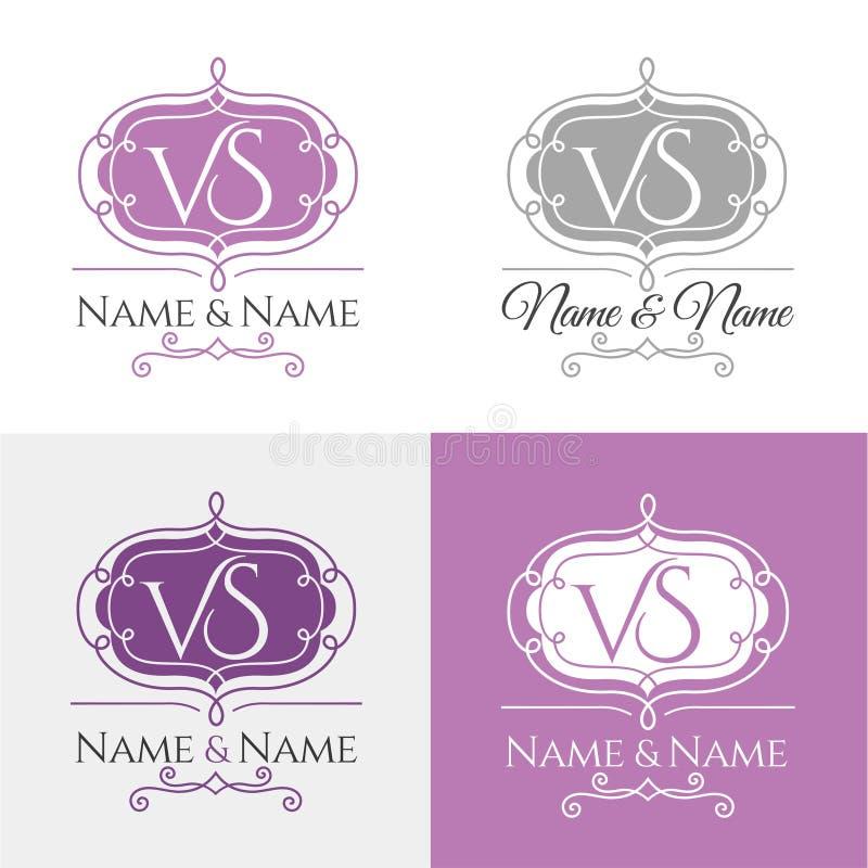Свадьба logo1 бесплатная иллюстрация