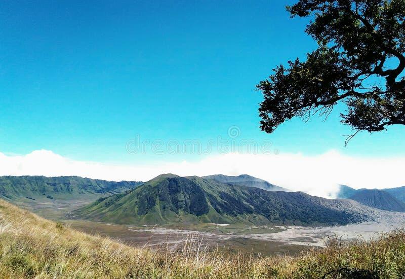 Свежая гора стоковая фотография rf