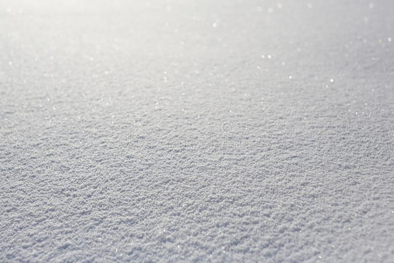 Свежая предпосылка снежка стоковое фото rf