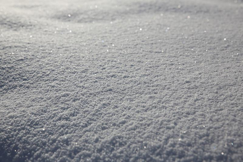 Свежая предпосылка снежка стоковое изображение rf