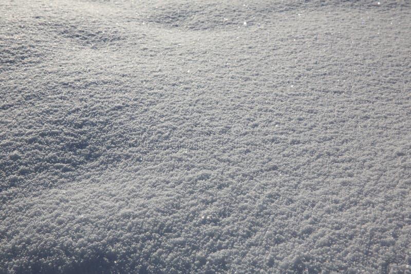 Свежая предпосылка снежка стоковая фотография rf