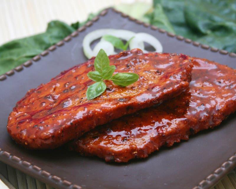 свежее мясо стоковая фотография rf