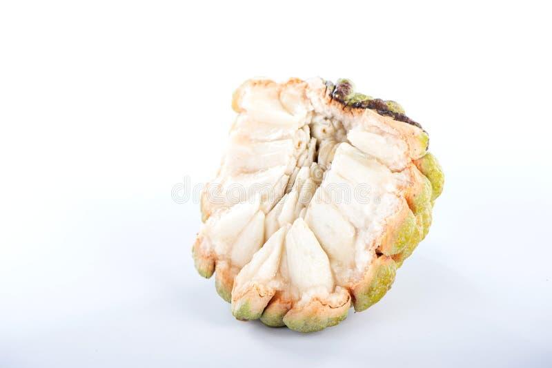 Свежее fruitCustard Яблоко яблока сахара, sweetsop стоковые изображения