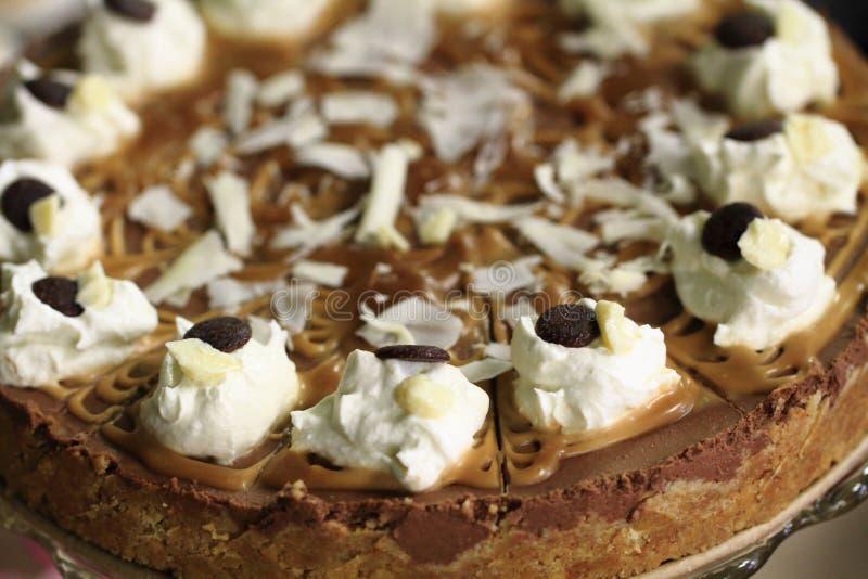 Свежие десерты шоколада стоковые изображения rf