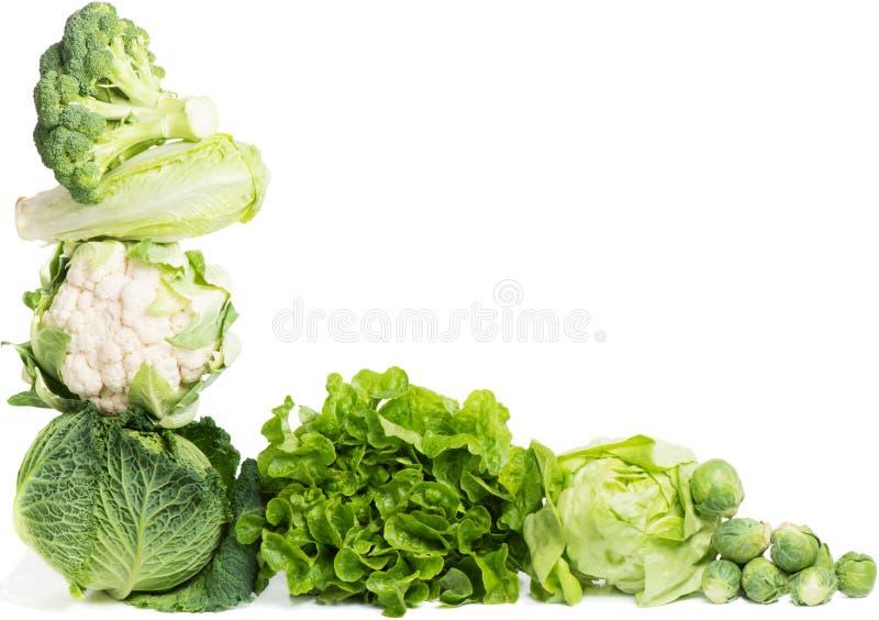 Download Свежие зеленые овощи стоковое изображение. изображение насчитывающей сырцово - 37925941