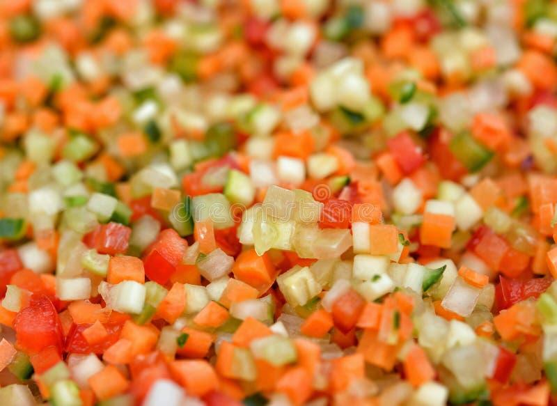 Свежие овощи отрезка стоковые изображения rf