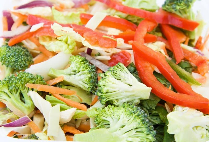 свежие овощи stir fry стоковое фото rf