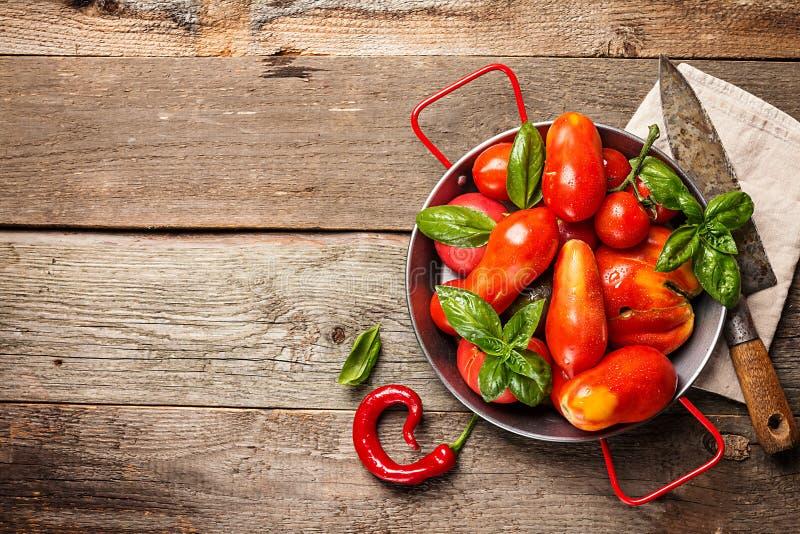 Свежие органические овощи стоковые изображения