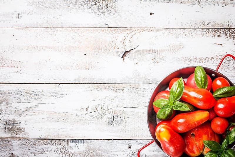 Свежие органические овощи стоковое фото rf