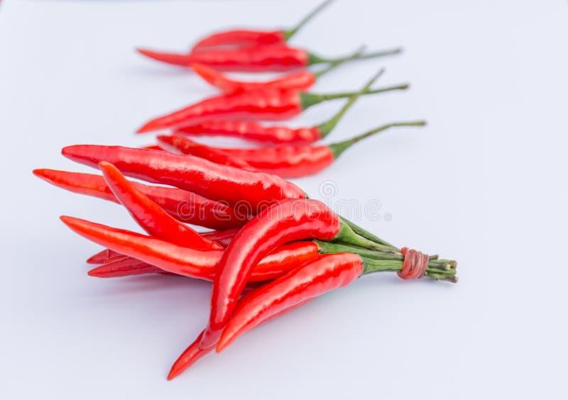 свежие перцы красные стоковые фото