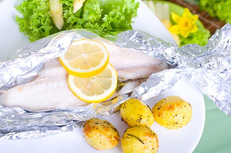 Свежие рыбы стоковые фотографии rf