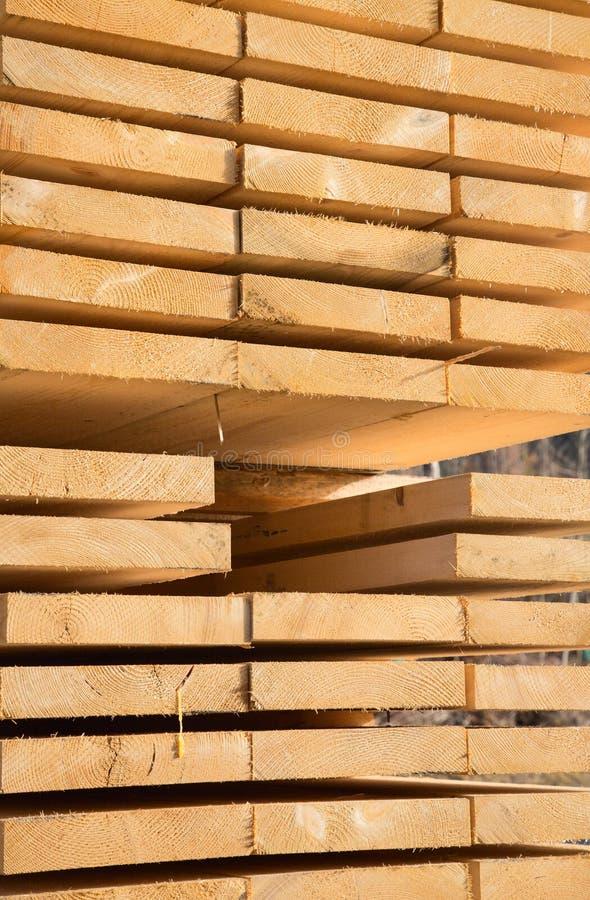свежие стержни деревянные стоковое фото