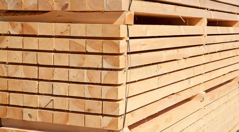 свежие стержни деревянные стоковые фото