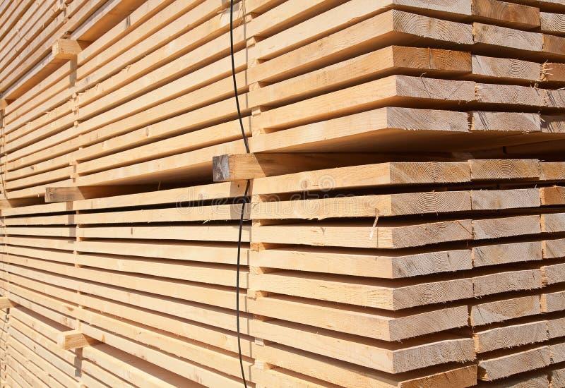 свежие стержни деревянные стоковое изображение rf