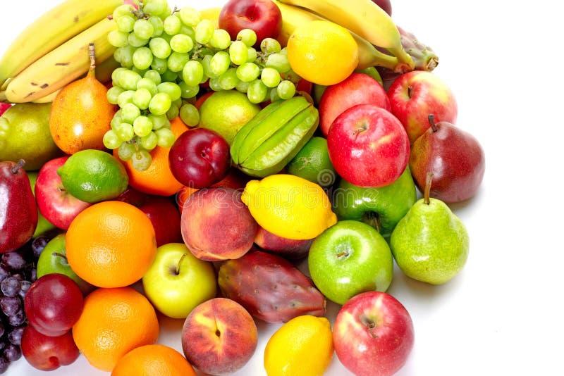 свежие фрукты тропические стоковое изображение rf