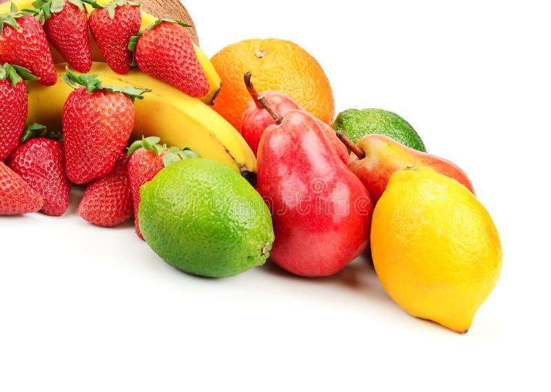 Download Свежие фрукты стоковое фото. изображение насчитывающей backhoe - 37931816