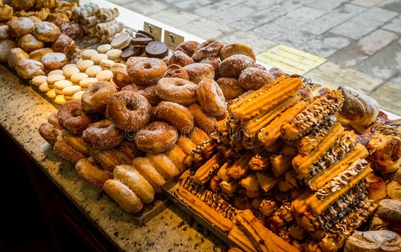 Свежие хлебобулочные изделия Аргентина стоковые изображения rf