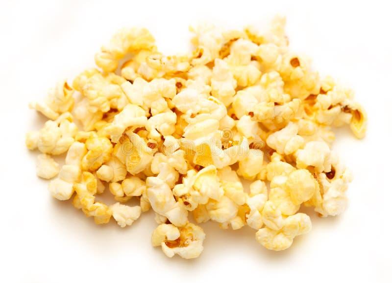 Свежий вкусный попкорн стоковые изображения
