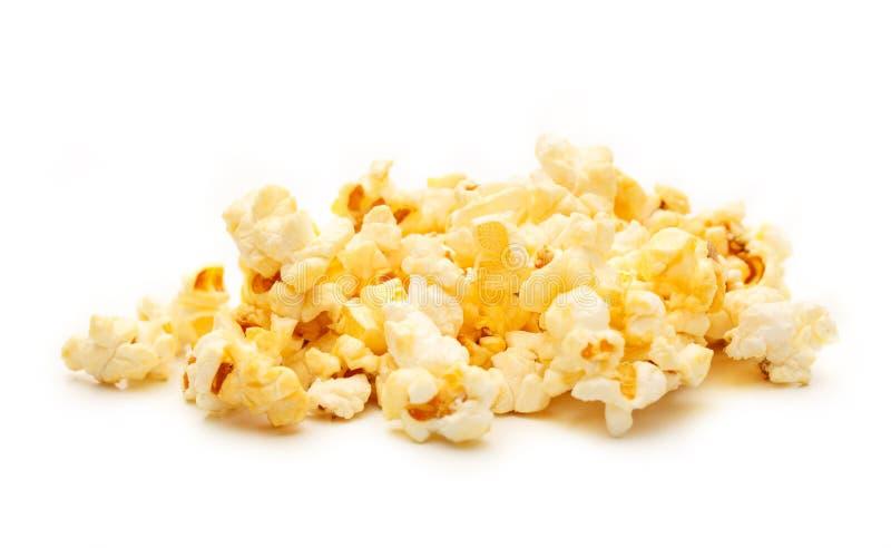 Свежий вкусный попкорн стоковая фотография
