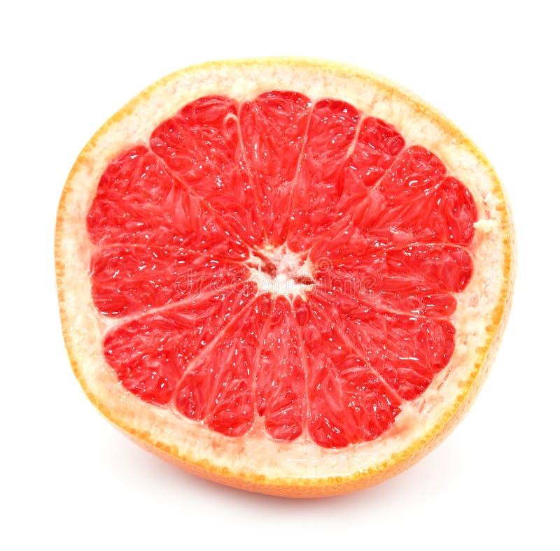 свежий грейпфрута пинк наполовину стоковое фото rf
