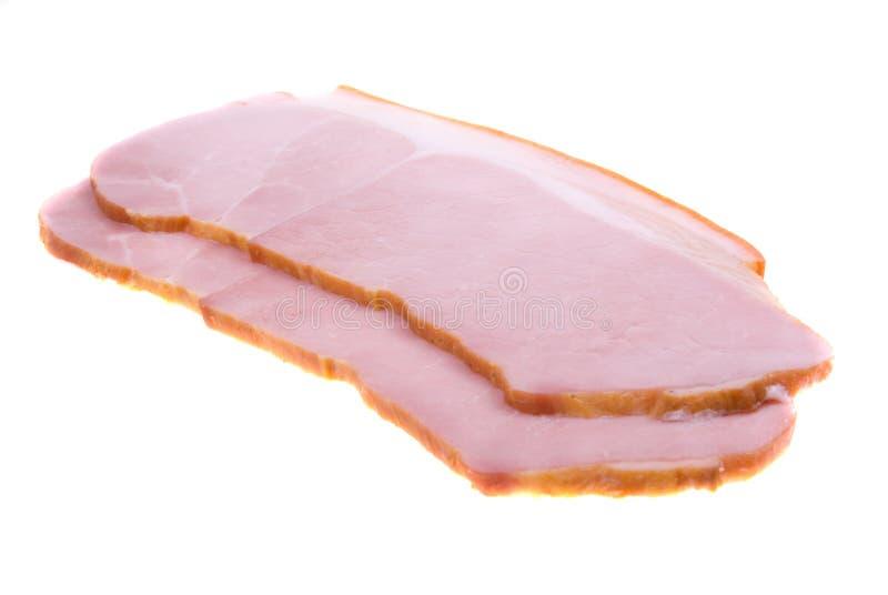 свежий изолированный свинина стоковое изображение rf
