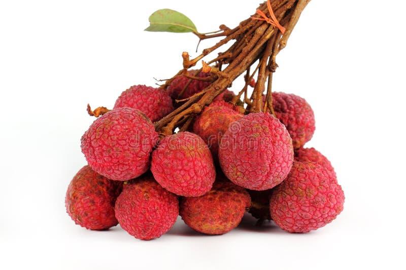Свежий плодоовощ lychees стоковые фото