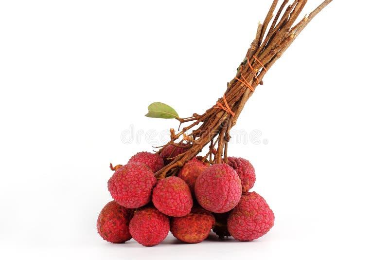 Свежий плодоовощ lychees стоковое фото rf