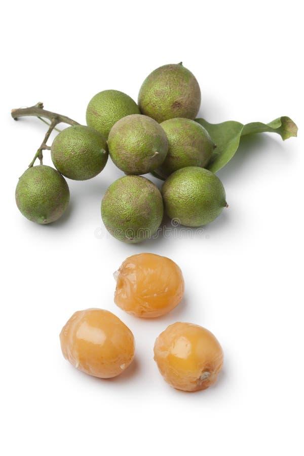Свежий плодоовощ quenepa стоковая фотография rf