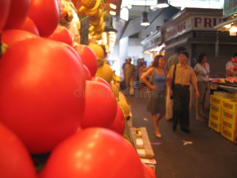 свежий рынок стоковые фото