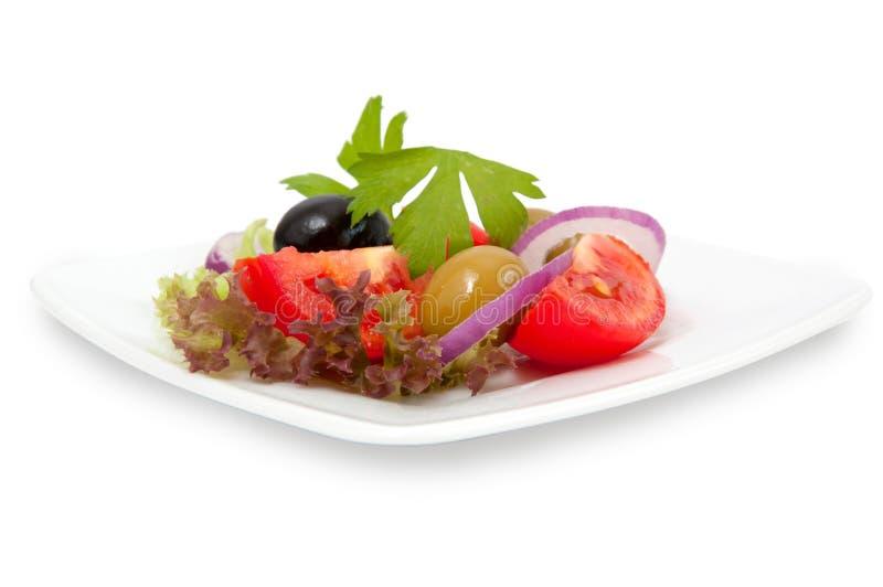 свежий салат стоковые фото