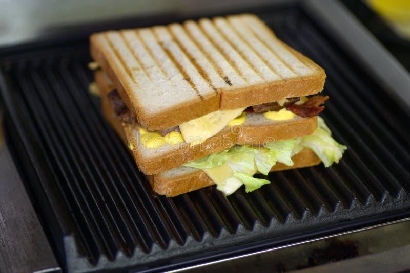 свежий сандвич стоковое изображение