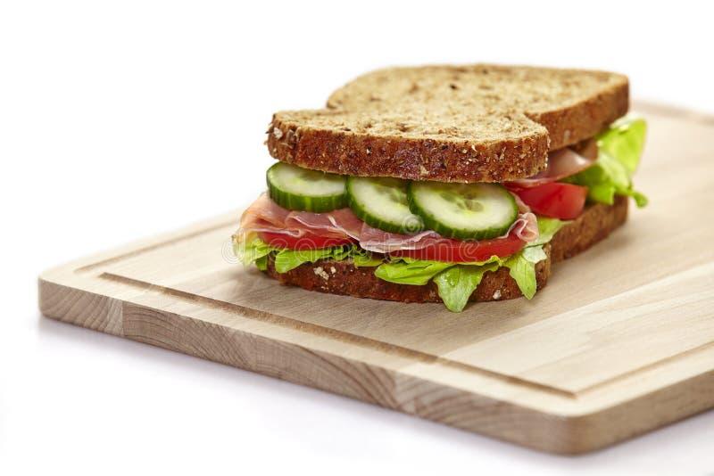 Свежий сандвич стоковая фотография rf