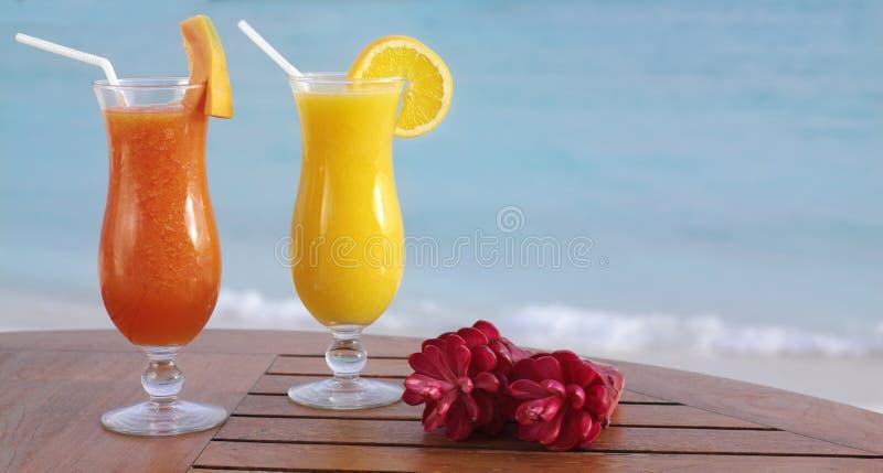 свежий сок стоковая фотография