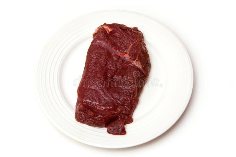 Download Свежий стейк мяса лошади стоковое фото. изображение насчитывающей лошадь - 40580896
