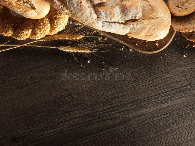 Свежий хлеб стоковые фото