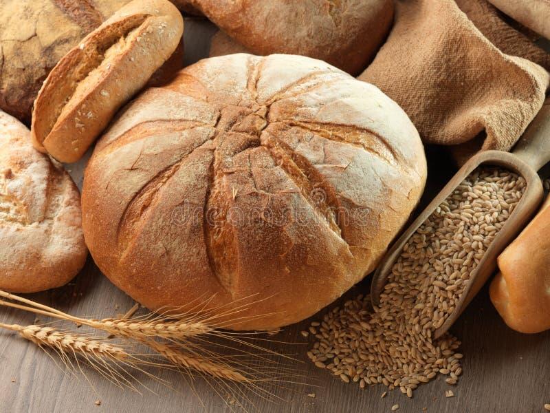 Свежий хлеб стоковая фотография