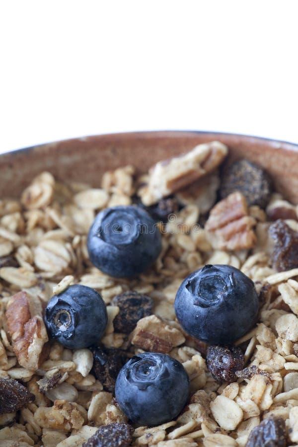 свежий granola стоковые изображения rf