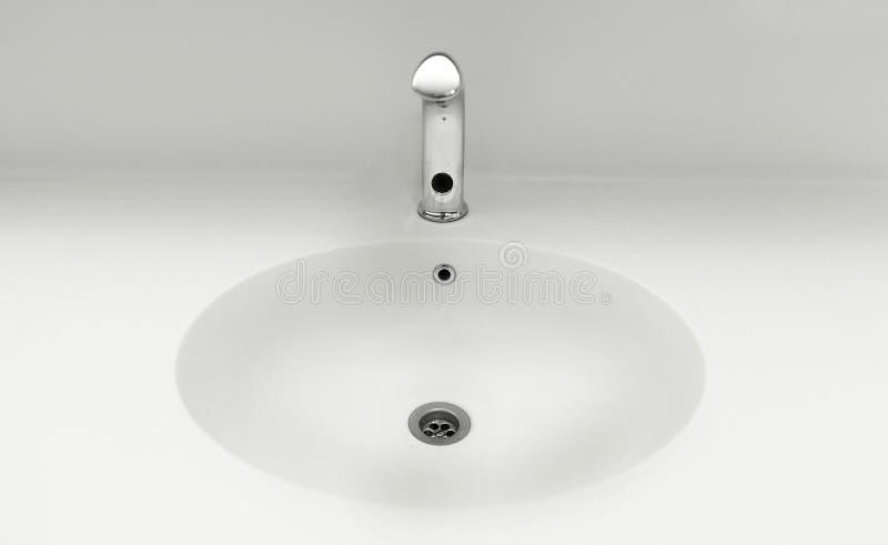 свежий wc публики стоковые изображения rf