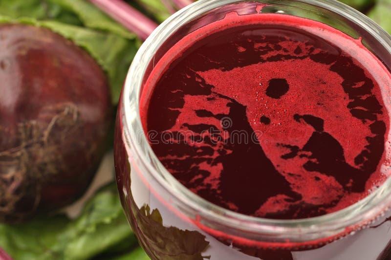 свекловичный сок стоковое изображение rf