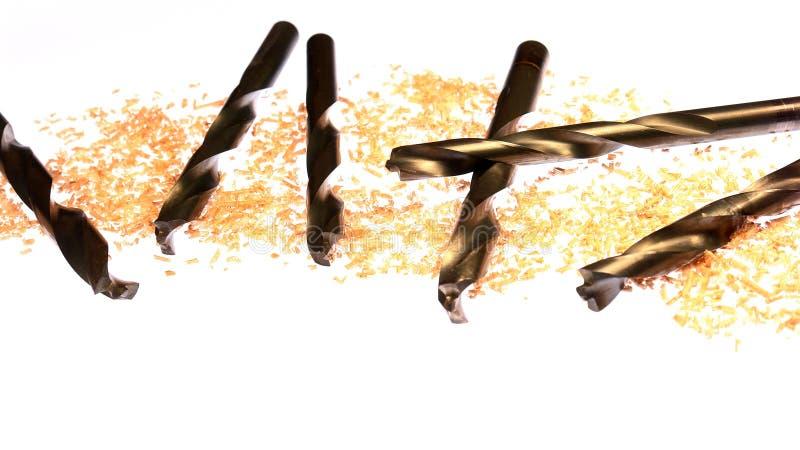 сверло битов стоковое фото rf