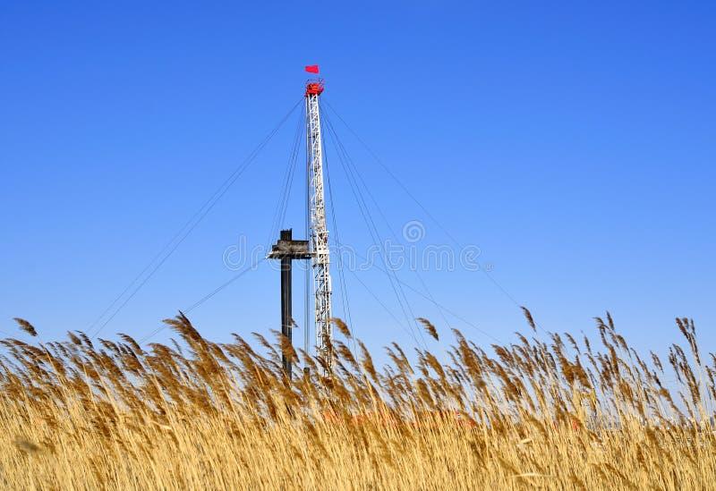 сверля башня стоковые изображения rf