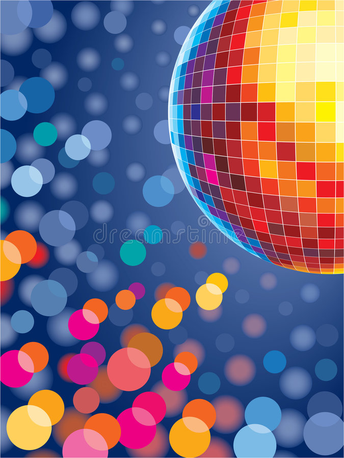света диско