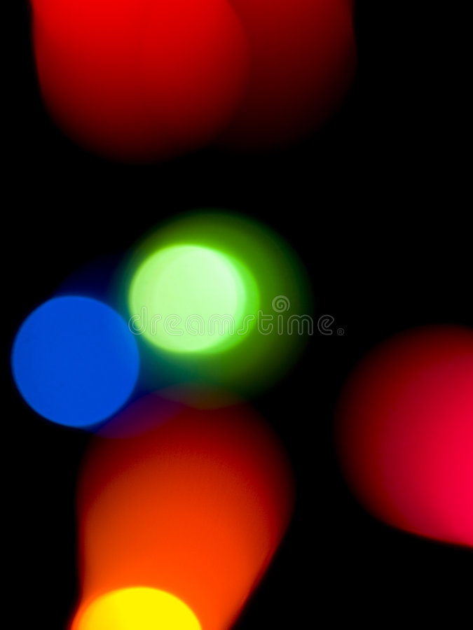 света предпосылки цветастые стоковые фотографии rf